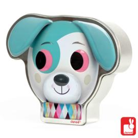 """(Janod) """"Zoonimooz""""  Memoryspel 'Hond'"""