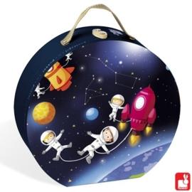 """(Janod) Vloerpuzzel """"Galaktic"""" 4+"""