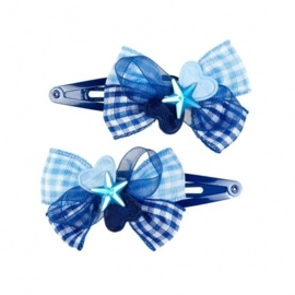 "(Souza for Kids) Blauwe haarspeldjes ""Kolby"""