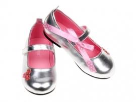 """(Souza for Kids) Zilveren schoentjes """"Sophy"""""""