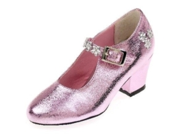 """(Souza for Kids) Roze schoenen met hak """"Madeleine"""""""