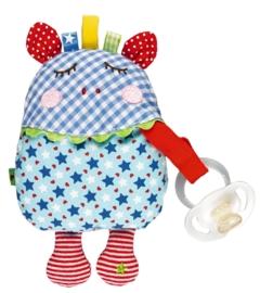 """(Spiegelburg) """"Babygeluk"""" Tasje voor speentje"""
