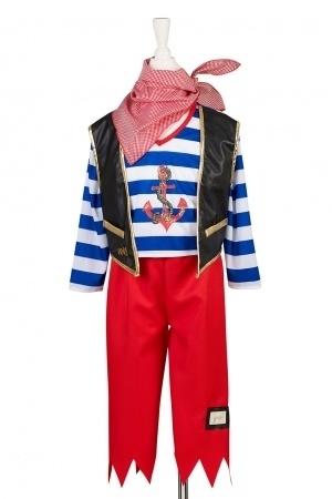 "(Souza for Kids) Verkleedpak piraat ""Thomas"""