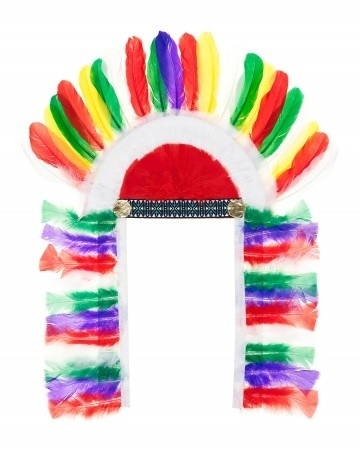 "(Souza for Kids) Luxe gekleurde ""Indianentooi"""