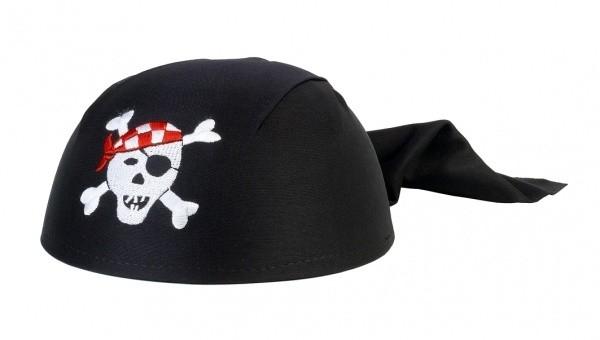 "(Souza for Kids) Piratenhoed zwart ""O`Mally"""