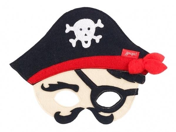 "(Souza for Kids) Masker ""Piraat"""