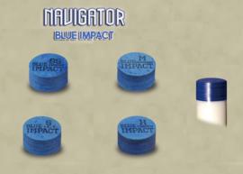 230015 Navigator Bleu Impact 14mm SS