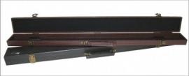 Koffer 3 vaks vlambestendig  Donker Grijs  386250