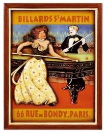 Billiards Martin in Paris  3927.007