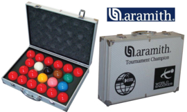 Aramith snookerballen Tournament SuperPro 1G 52.4mm  181105