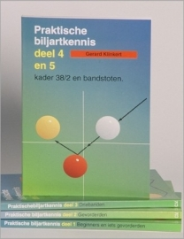 Praktische Biljartkennis No. 4/5  450104