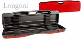 Koffer Longoni ABS Diablo rood 387580
