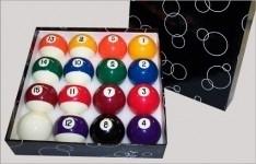 Universele poolballen A klasse 57,2 mm  184100