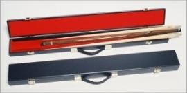 Koffer 3 vakken standaard zwart  386100
