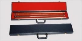 Koffer 4 vakken professional zwart  387100