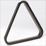 Triangle plastic  voor ballen 54 mm  206170