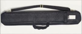 De luxe keutas suede zwart  377801