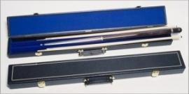 Koffer 3 vakken sticksel zwart  386510