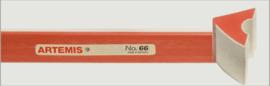 214415 Carambole rubber Artemis no. 66 lengte 3,05cm