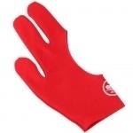 Handschoen Sir Joseph rood   maat L 415645