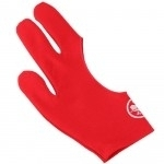 Handschoen Sir Joseph rood   maat XL 415645
