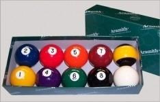 Aramith poolballen Nine ball 57,2mm  183160