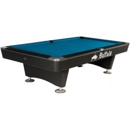 Pooltafel Buffalo Dominator 8 ft zwart  9200.428