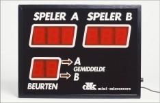 D&K  Multi Micro score standaard   Uitvoering: Infrarood  173022