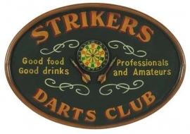 Strikers darts club  3927.010