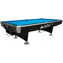 Buffalo PRO-II  8ft. Zwart Droppocket  9200.718