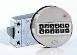 Pulse Chrome Button