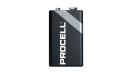 Duracell Procell 9V/ 6LR 61