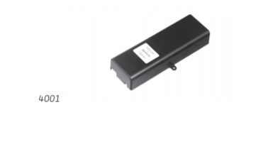 4001 Batterijbox