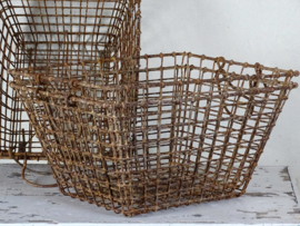 Original oyster basket