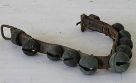 Antique cowbells band