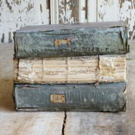 Set oude boeken