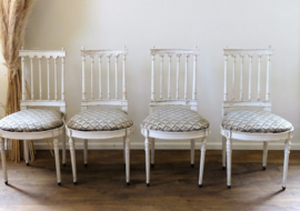 Antique french chairs (4 in stock)