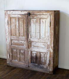 Antique storage cabinet with great patina