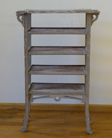Antique display rack