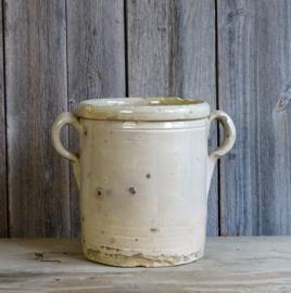 Antique Italian Sardine Pot
