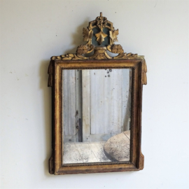 18th century French bridal mirror