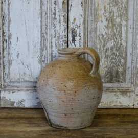 Old french jar