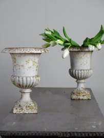 Cast-iron French vases / model Versaille