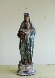 Groot Maria beeld met kind