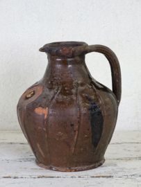 18th century  earthenware jug