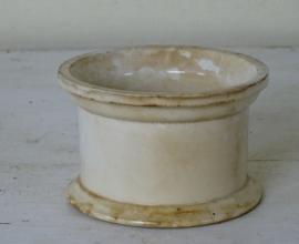 Dark coloured pot