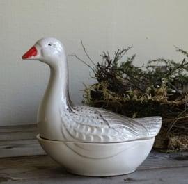 Pate terrine goose