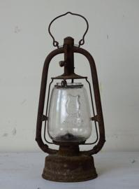 Storm lantern / Panzer oil lamp