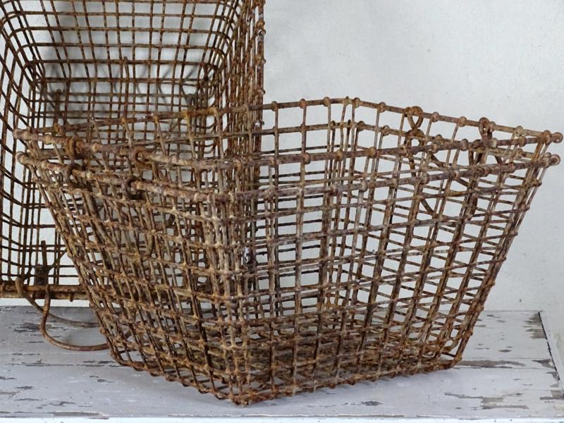 Original oyster basket