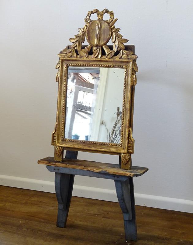 Antiek rietdekkersstoeltje
